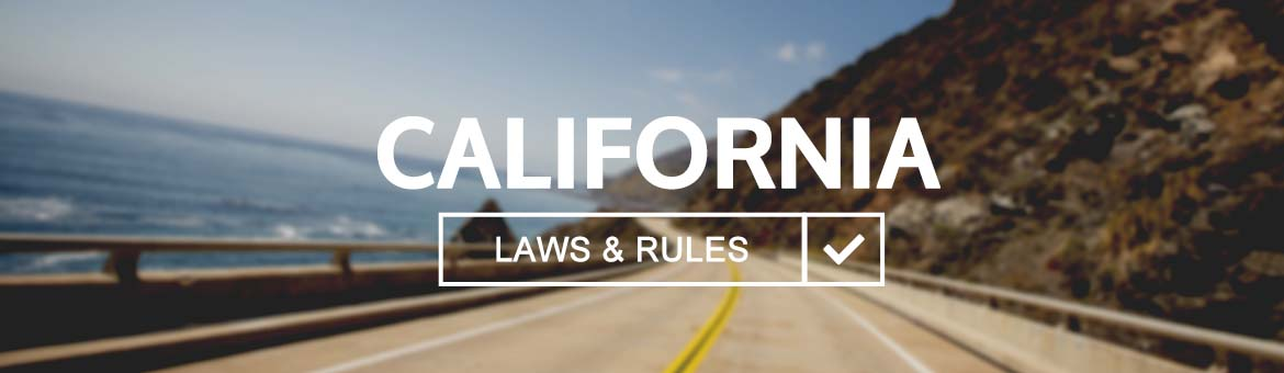 Useful Laws All California Drivers Need to Know