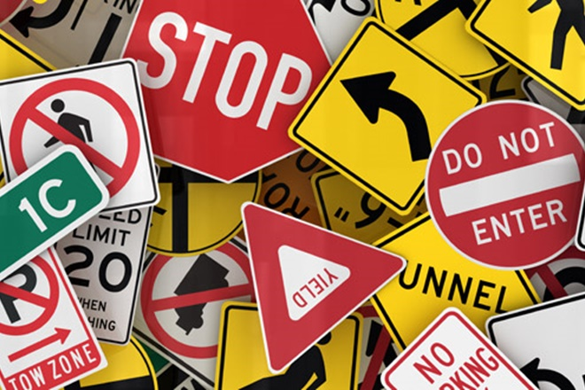 Bizarre Traffic Laws in California